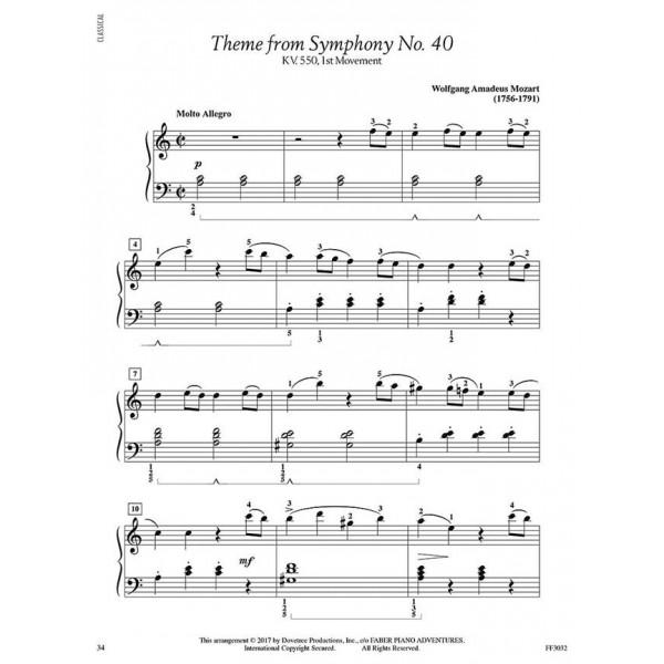 Adult Piano Adventures - Classics Book 2