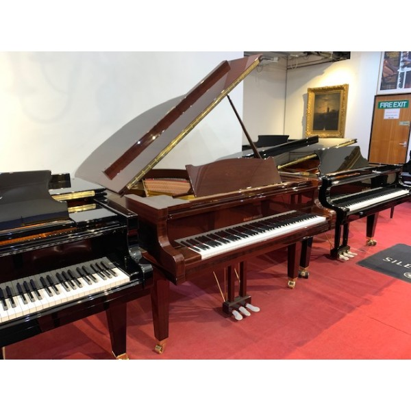 August Forster 170 Grand piano in Mahogany Polyester