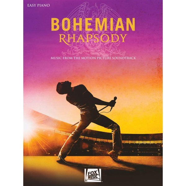 Bohemian Rhapsody (Easy Piano, 2018 Film Edition)