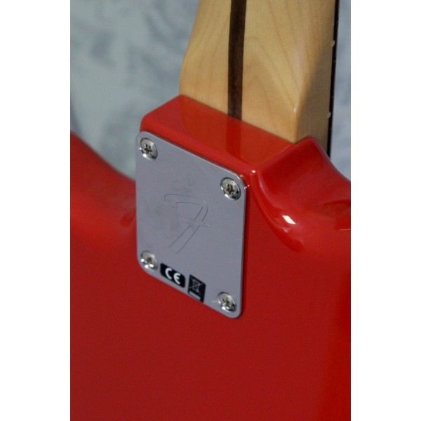 Fender Player Series Jaguar Sonic Red