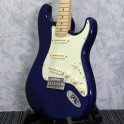 Fender Deluxe Stratocaster Sapphire Blue Transparent