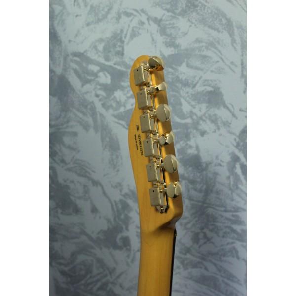 Fender Japanese Traditional 60s Telecaster Midnight