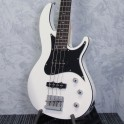 Aria RSB-516 Bass Guitar White