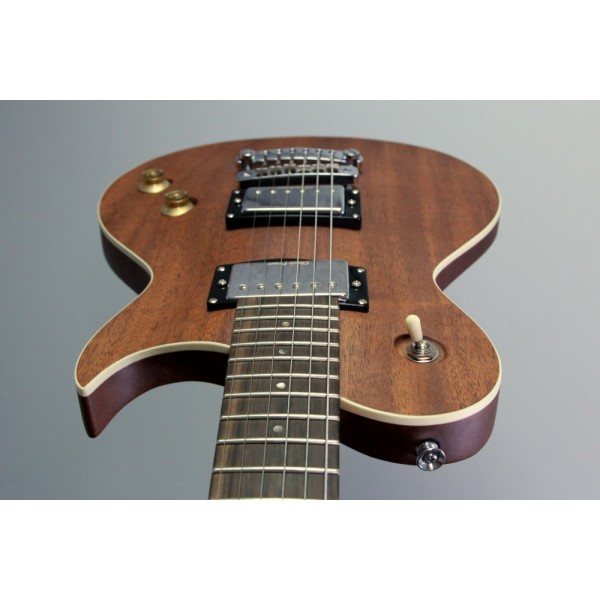 Aria PE-TR1 Pro II Electric Guitar Stained Brown