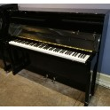 SOLD Pre-owned Schimmel 116SC in Black Polyester