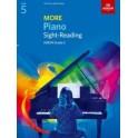 More Piano Sight-Reading - Grade5
