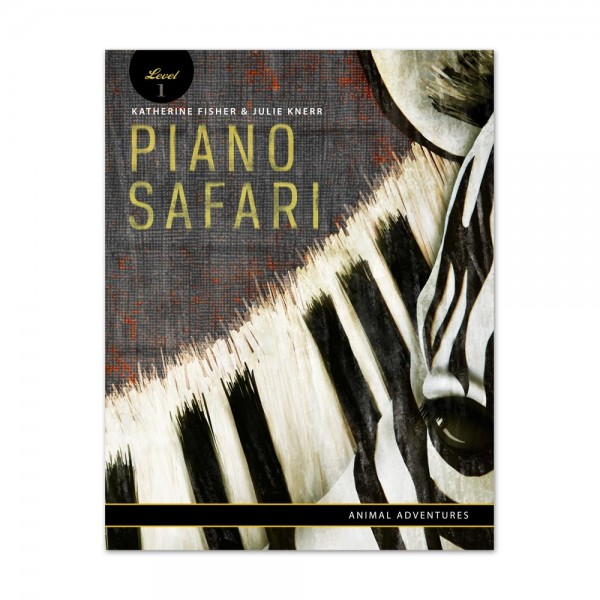 Piano Safari - Animal Adventures