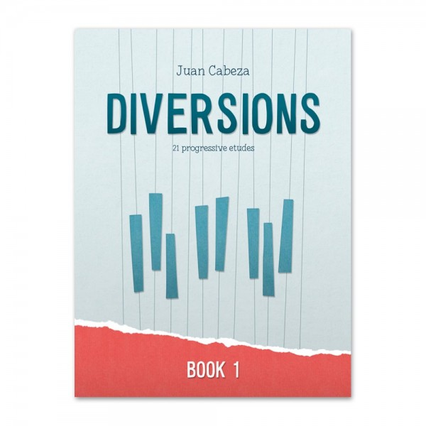 Piano Safari - Diversions Book 1