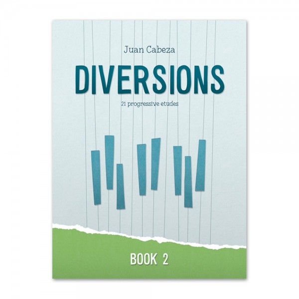 Piano Safari - Diversions Book 2