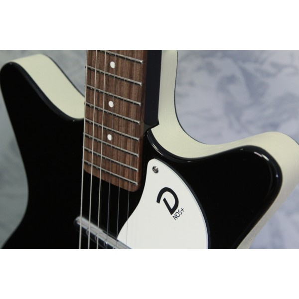 Danelectro '59M NOS Back To Black Electric Guitar