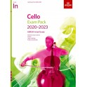ABRSM Initial Grade Cello Exam Pack 2020-2023