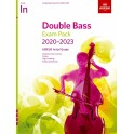 ABRSM Initial Grade Double Bass Exam Pack 2020-2023