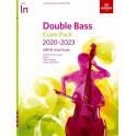 ABRSM Initial Grade Double Bass Exam Pack 2020-2023
