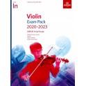 ABRSM Initial Grade Violin Exam Pack 2020-2023