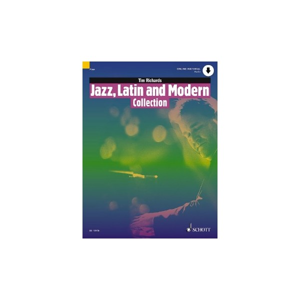 Richards, Tim - Jazz, Latin and Modern Collection (piano)