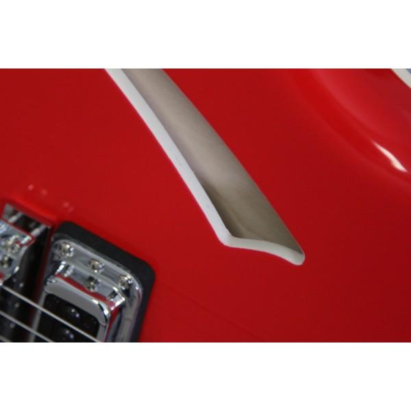 Rickenbacker 360 Pillar Box Red electric guitar