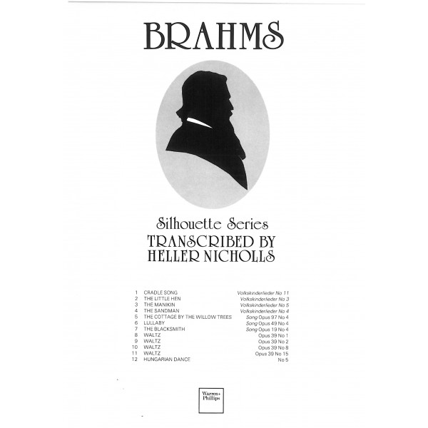 Brahms - Brahms, Johannes: Nichols, Heller