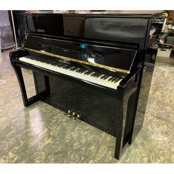 Schimmel K122E Twin Tone Upright Piano Pre-owned