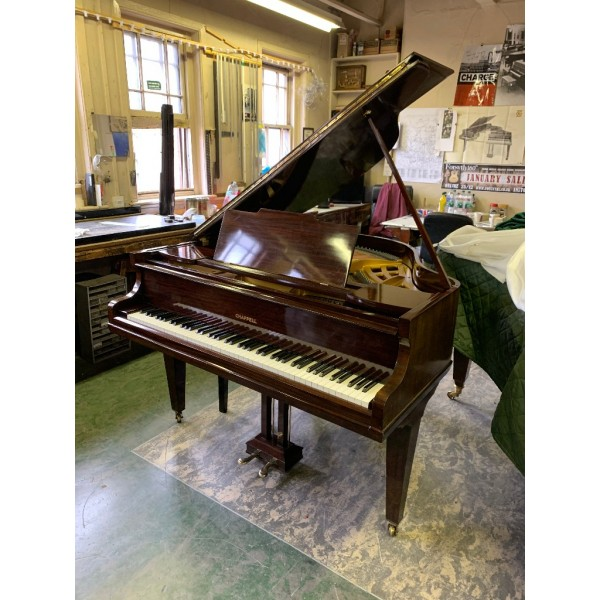 Chappell Grand Piano in Mahogany Polyester (Pre-owned)