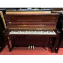 Schimmel C120 Elegance Manhattan Upright Piano in Mahogany Polyester