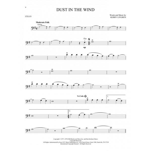 Classic Pop Songs (Cello)