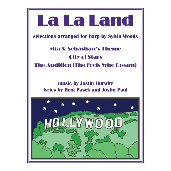La La Land Sheet Music (Harp)