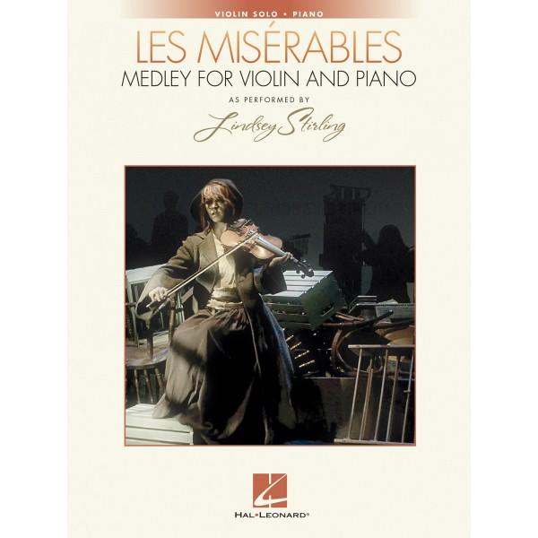 Les Misérables Medley for Violin and Piano