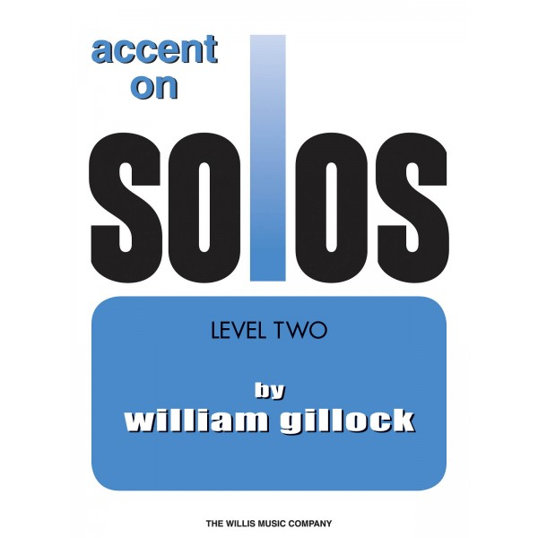 Accent On Solos - Level Two (Piano)