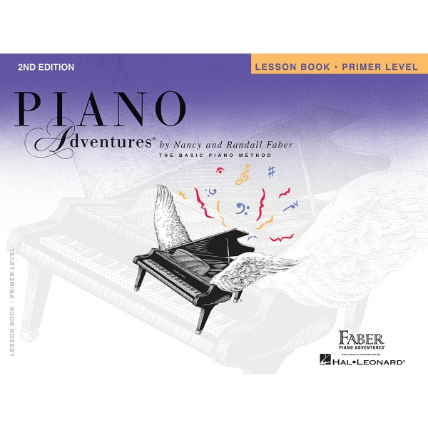 Piano Adventures Primer Level - Lesson Book