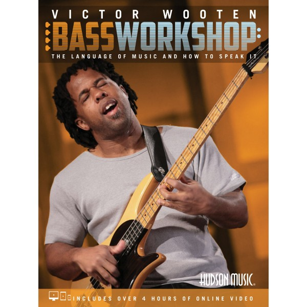 Victor Wooten Bass Workshop