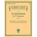 35 Sonatinas by 10 Composers (Piano)
