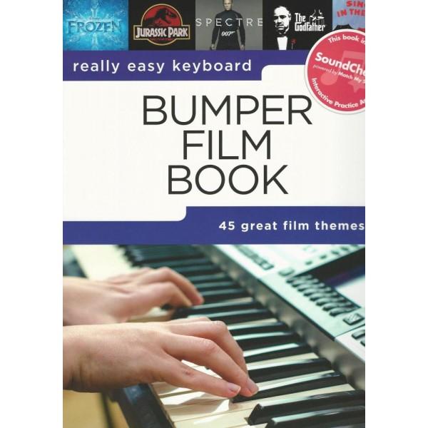 Really Easy Keyboard: Bumper Film Book
