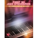 First 50 Jazz Standards You Should Play on the Piano