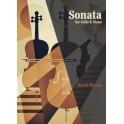 Bevan, David - Sonata for Cello