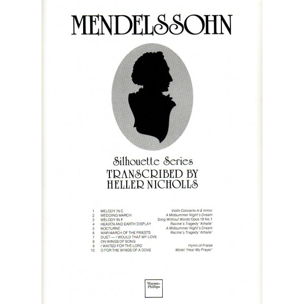 Mendelssohn - Mendelssohn, Felix: Nichols, Heller