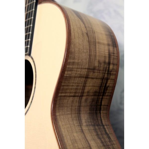 Lowden F35 Spruce Myrtle Bevel Acoustic Guitar