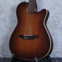 Godin Multiac Encore Burnt Umber SG Classical Guitar