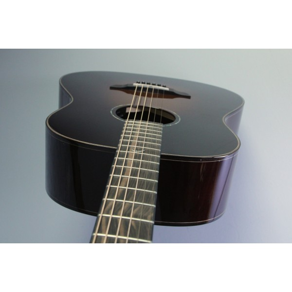 Faith Pro Series Classic Burst Mars Left Handed Acoustic Guitar