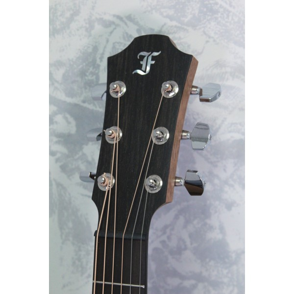 Furch Deluxe SY Violet Acoustic Guitar