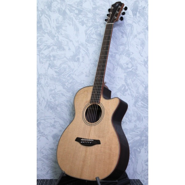 Furch OMC-TR Rainbow Series Forsyth Custom Acoustic Guitar