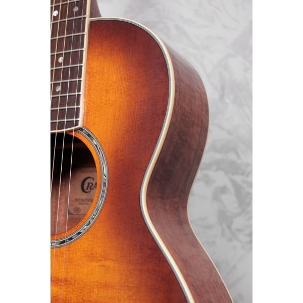 Crafter PLT-8 SP/VTG Acoustic Guitar