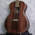 Fender 2019 Limited Edition FA-235E Striped Ebony Acoustic Guitar