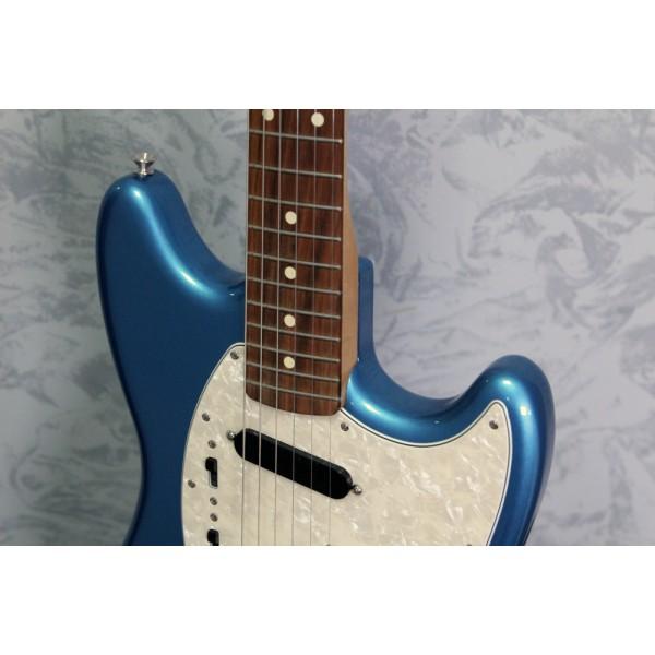 Fender Vintera Mustang Lake Placid Blue