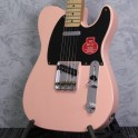 Fender 2019 Limited Edition Classic Player Baja Telecaster Shell Pink