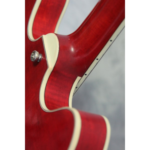 Eastman T59/v-RD Thinline Electric Guitar