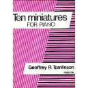 Ten Miniatures. - Tomlinson, Geoffrey