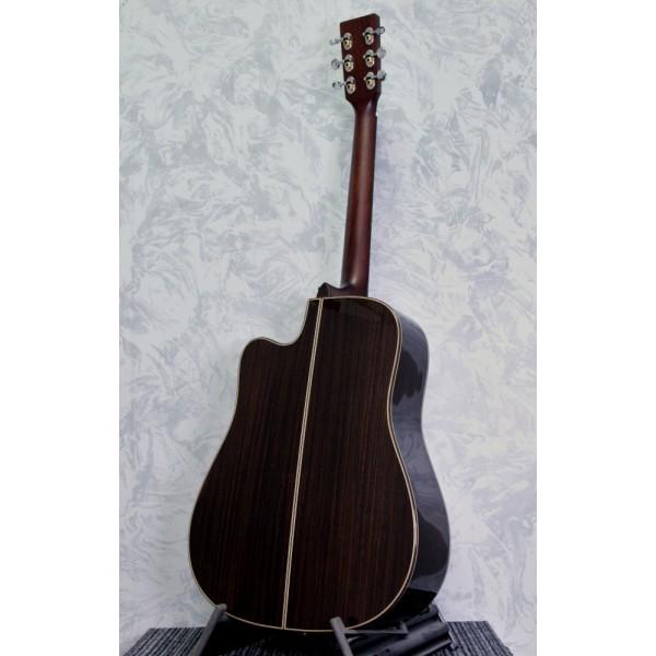 Auden Artist Series Colton Rosewood/Spruce Acoustic Guitar