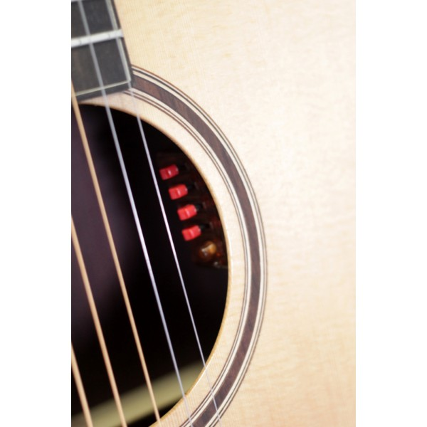 Auden Artist Series Bowman Rosewood Spruce Acoustic Guitar