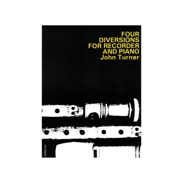 Four Diversions - Turner, John
