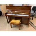 Fridolin Schimmel F121T Upright Piano Walnut Polyester